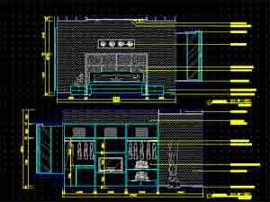 装修平面图家装平面布置图卧室立面图高阳某小区规划图商家简