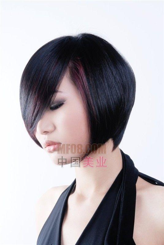 沙宣短发发型图片images