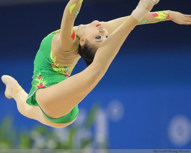 艺术体操图片_亚运会女子艺术体操美丽瞬间论坛图片_澄城论