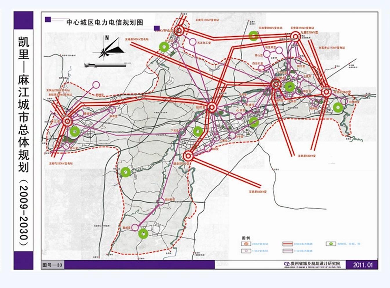 麻江县交通地图
