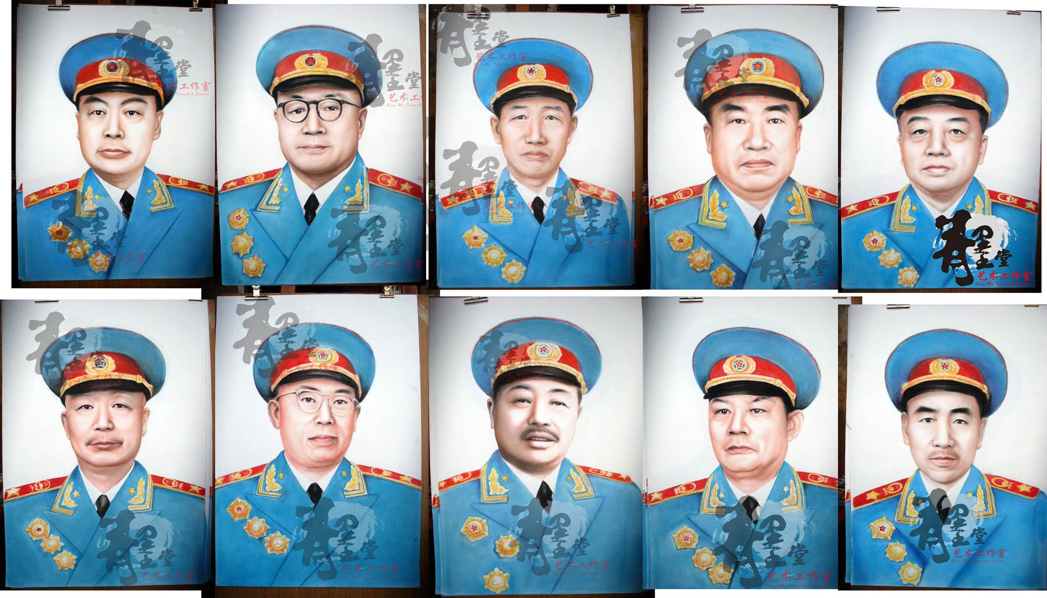 林彪十大元帅排第几_中国十大元帅排名-