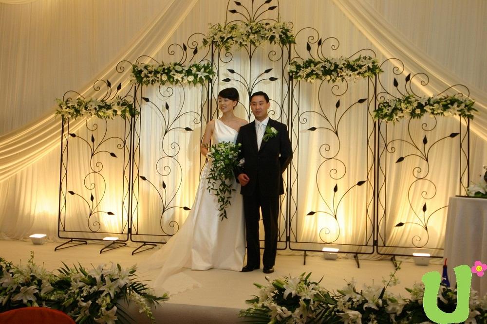 经典婚礼现场布置展示