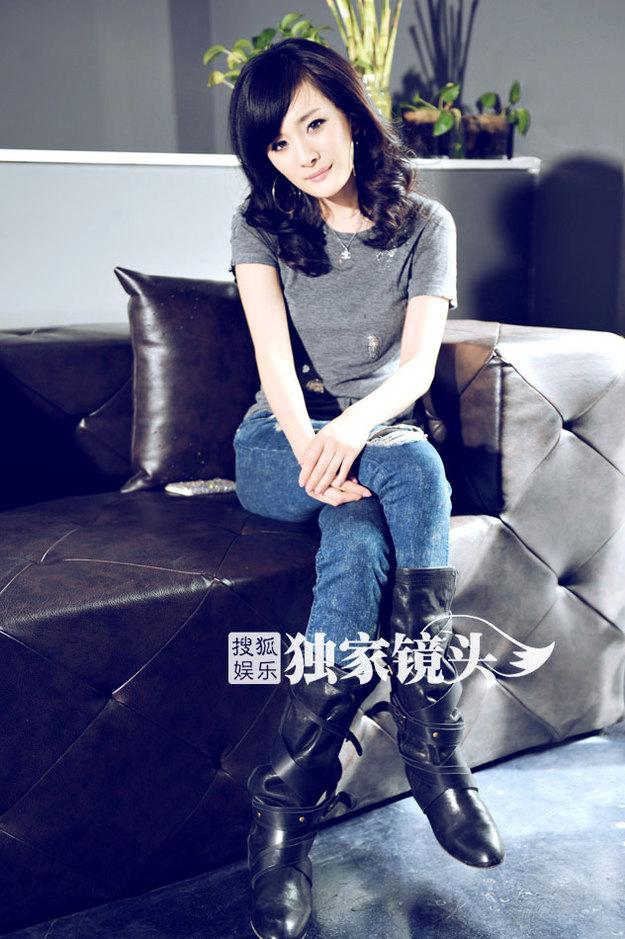 先锋人物杨幂:萝莉的外表 御姐的心