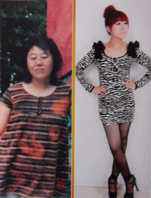 男胖子减肥对比照片_减肥前后对比图_减肥前后对比图设计