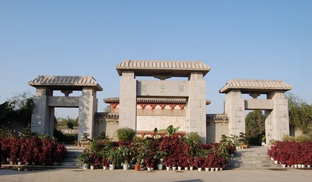 安徽蒙城风景
