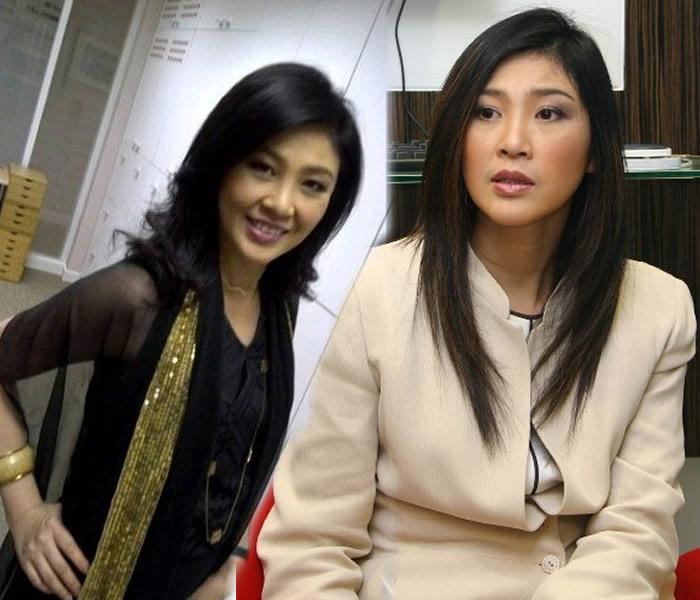 泰国美女是真正的华人