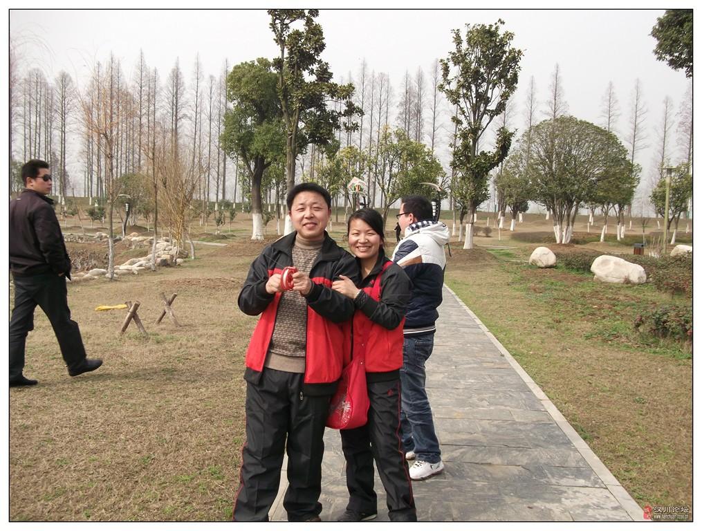 汉川公园放风筝啦图片