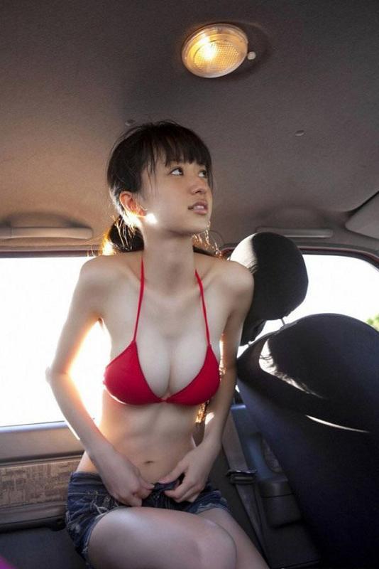 日本写真女星逢泽莉娜