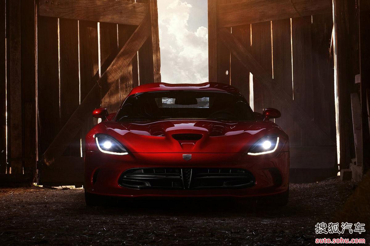 蝰蛇来袭 道奇发布全新2013款srt viper