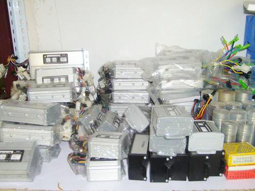 龙马电动车无刷机控制器接线图
