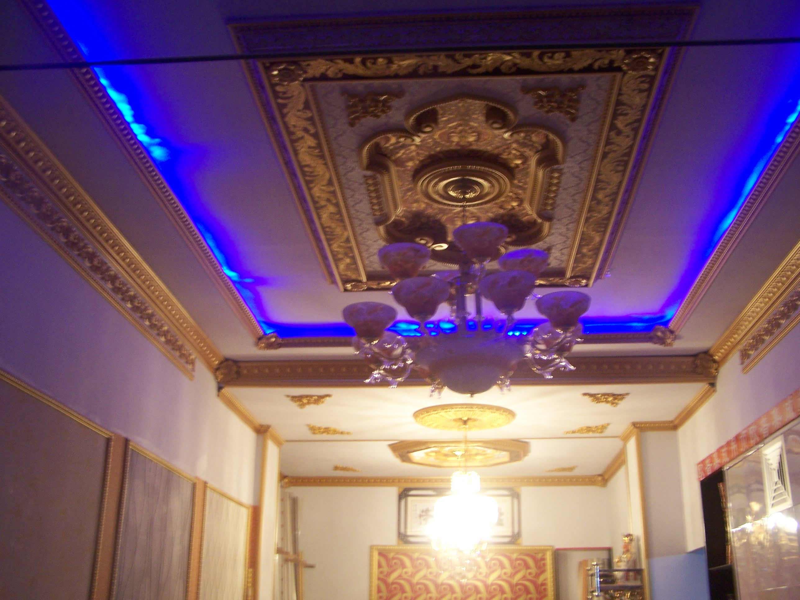 扣板,欧式吊顶装饰材料