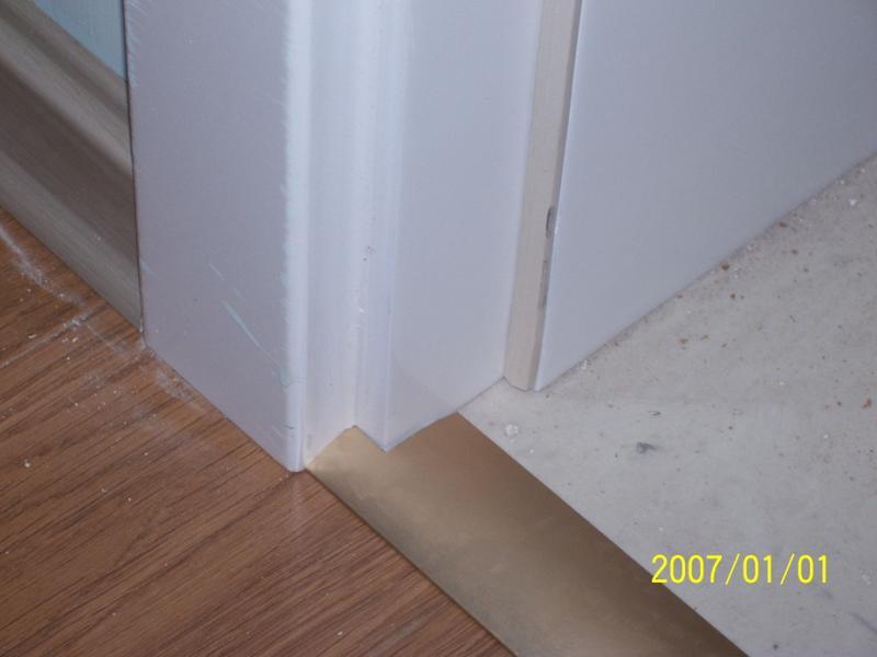 瓷砖木地板压条