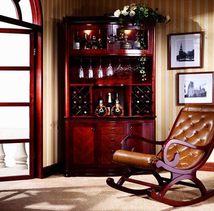 家庭酒吧柜效果图,家装酒吧柜装修效果图  一,客厅整体效果图二,酒柜