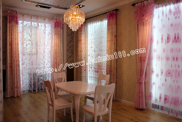 乌兰浩特市德国玛堡壁纸佳艺窗帘图片