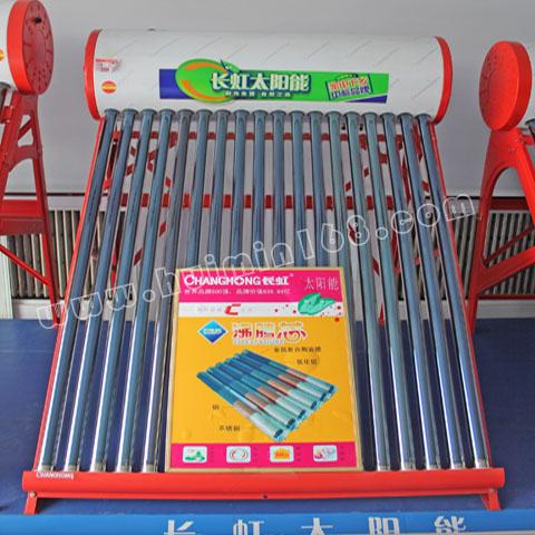 太阳能热水器长虹控制器接线图