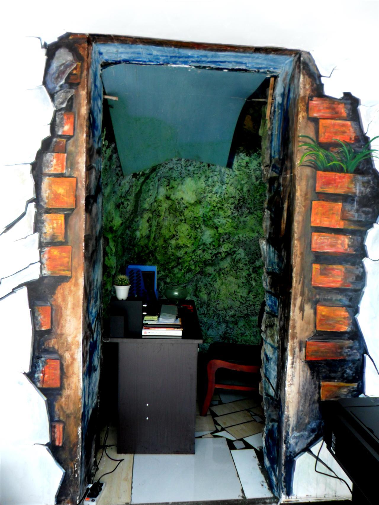 巫溪艺空间手绘雕塑工作室