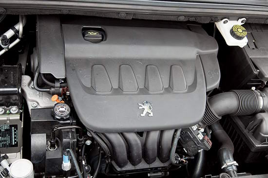 东风标致408发动机-百纳之狮 试驾东风标致408 图 ,湖州汽车资讯,高清图片