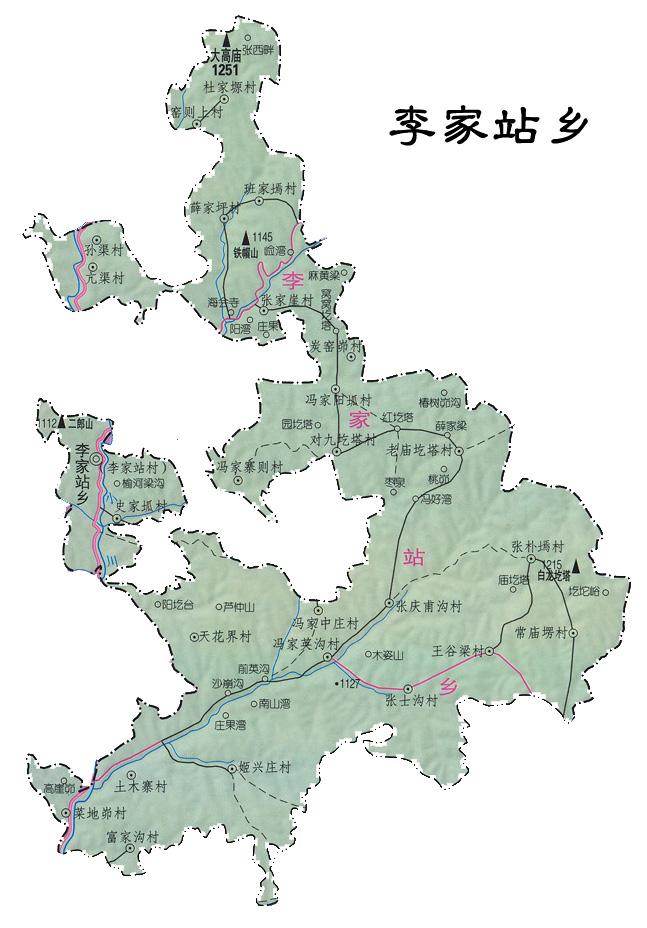 地图 国画 647_928 竖版 竖屏