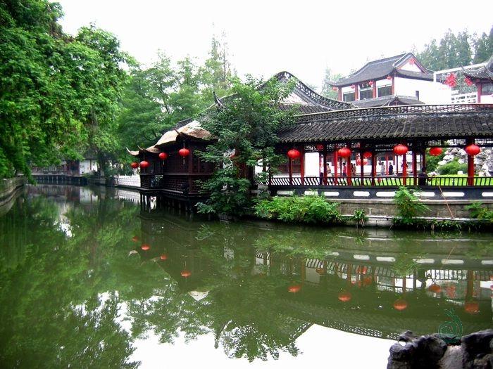 扬州冶春园_旅游景点_扬州热线