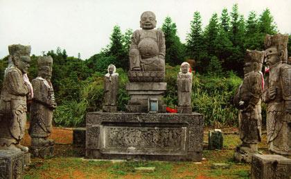云南昭通旅游景点:观斗山