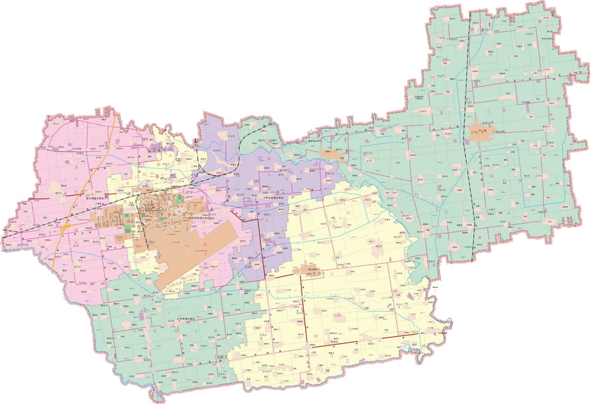 西安市区行政地图 西安火炬路地图 西安市区地图高清版