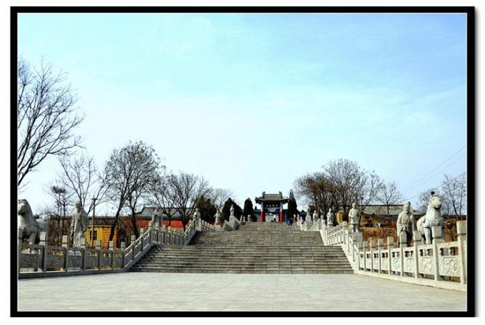济宁旅游景点大全 03 济宁旅游景点详情  微子墓在微山岛西北部的一