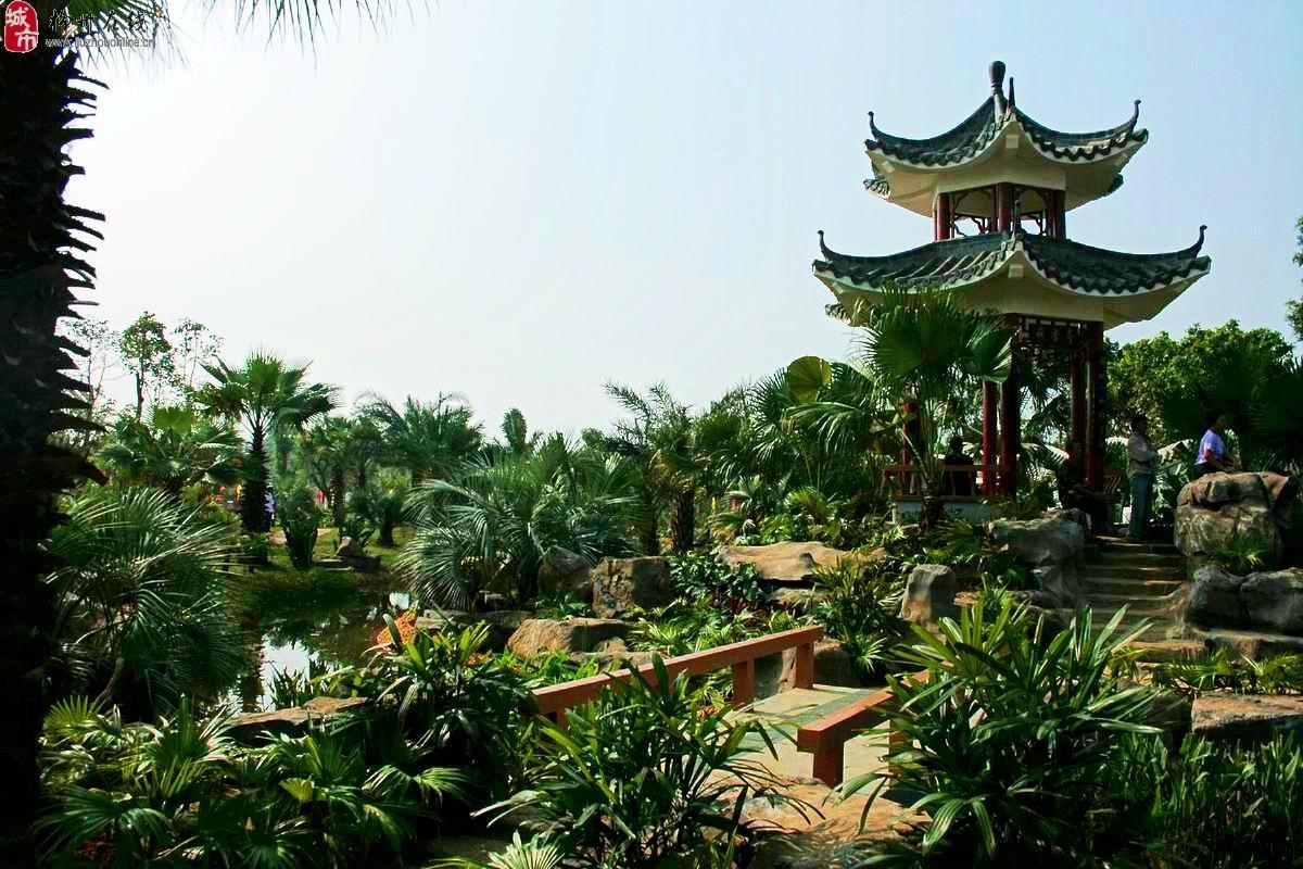 柳州园博园