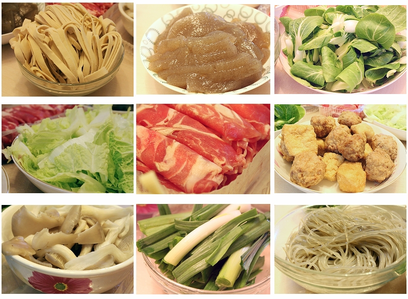 吃火锅的配菜大全图片 吃火锅的配菜大全,吃火锅的配菜清单 图片 图片