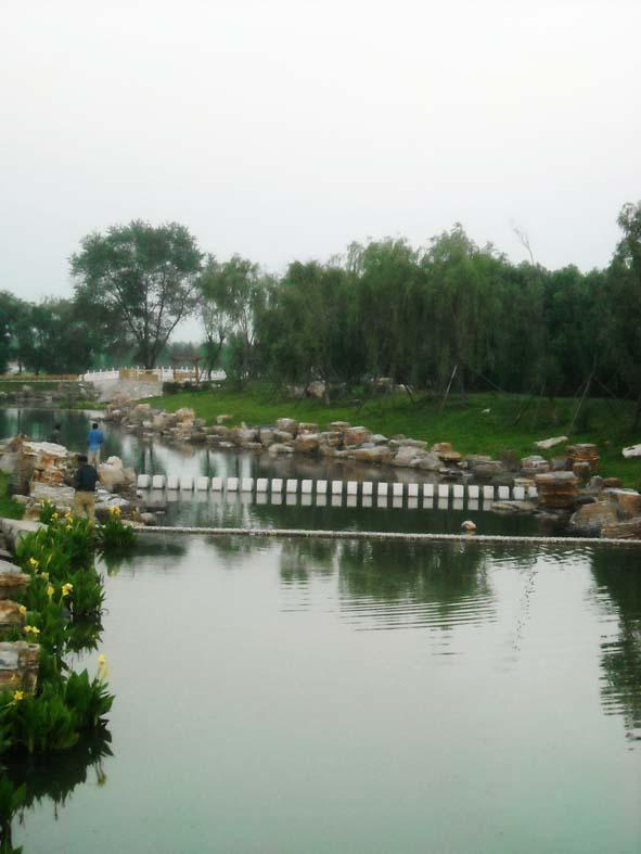 美丽的唐山南湖公园 一 旅游摄影