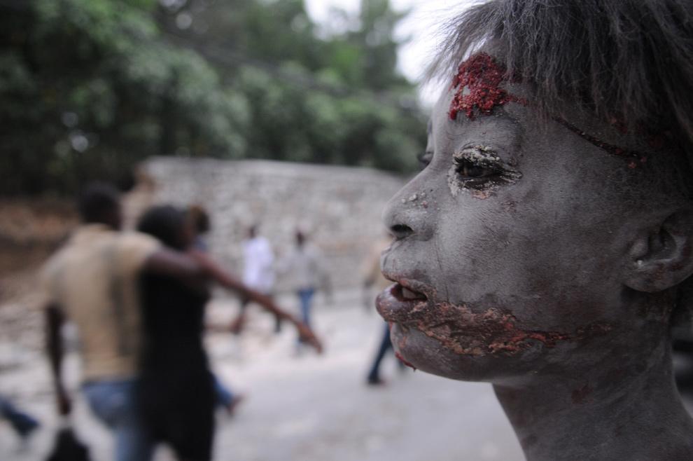 海地地震,死亡人数超汶川(图)_酷酷贴图_洮南论