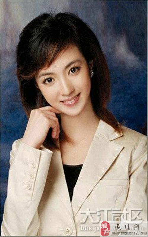 中国传媒大学里的美女村姑