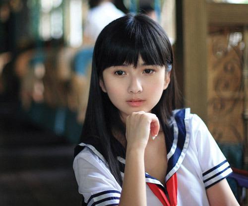 在日本最红的中国明星