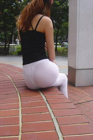 低腰裤 低腰裤美女