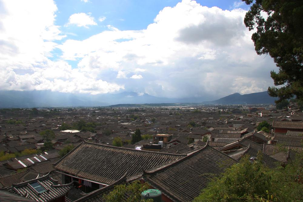 [原创]云南---丽江古城风景