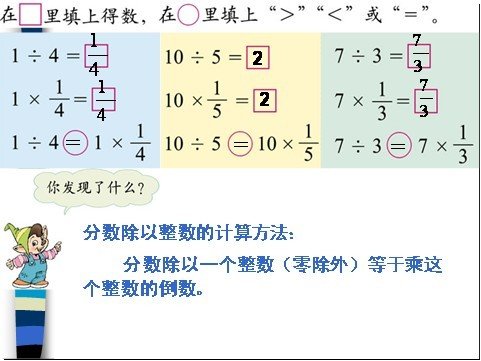 分数除法意义与什么的意义相同,就是 ,求 分数除法意义和整数除法