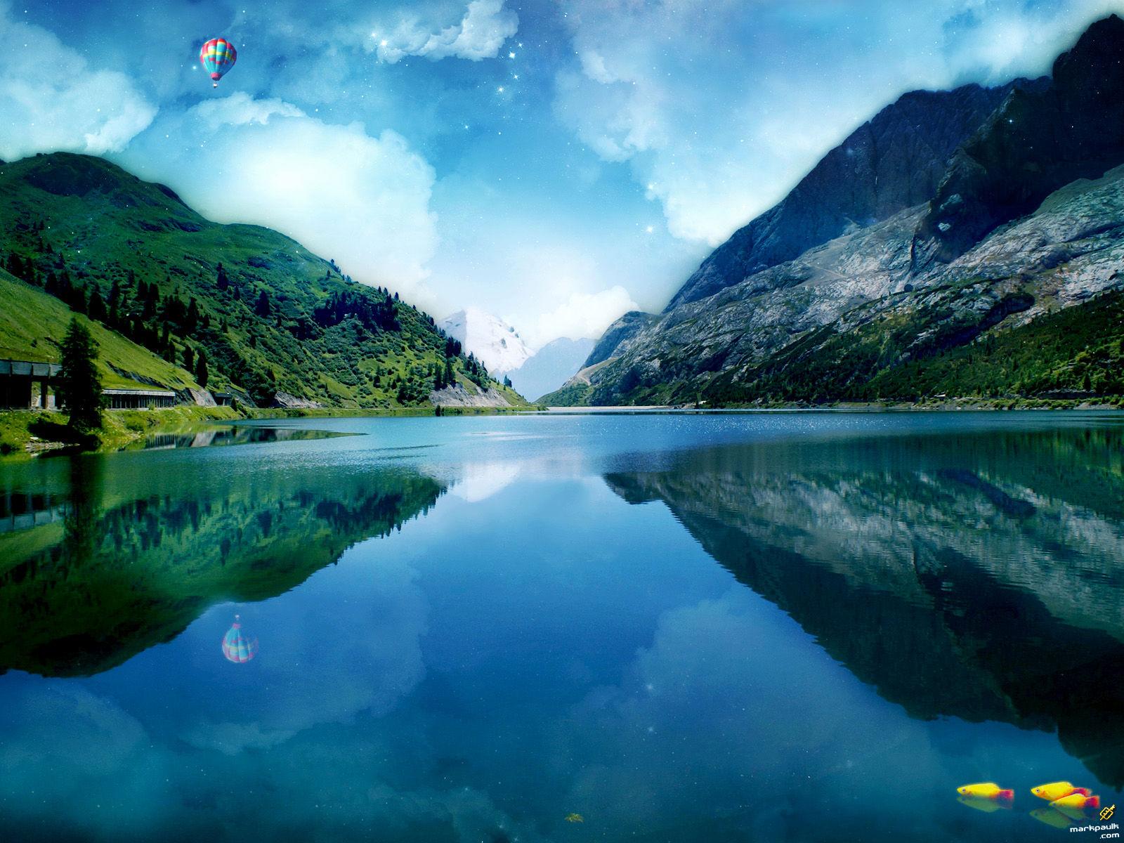 壁纸 风景 山水 摄影 桌面 1600_1200图片