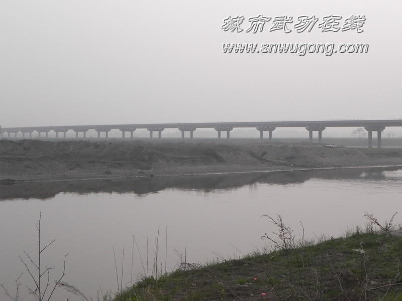 武功渭河生态景区最新图片展示