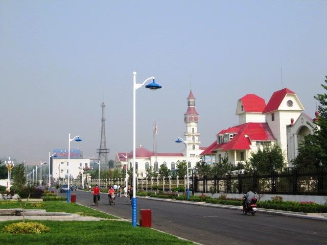 山西忻州温泉度假村-顿村