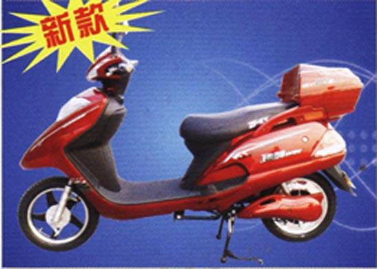 珠峰电动车大英专卖图片