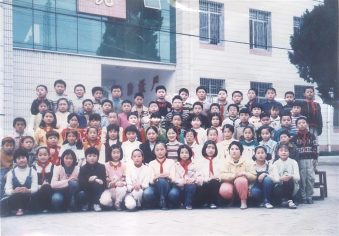 qq小学毕业群头像 六年级三班