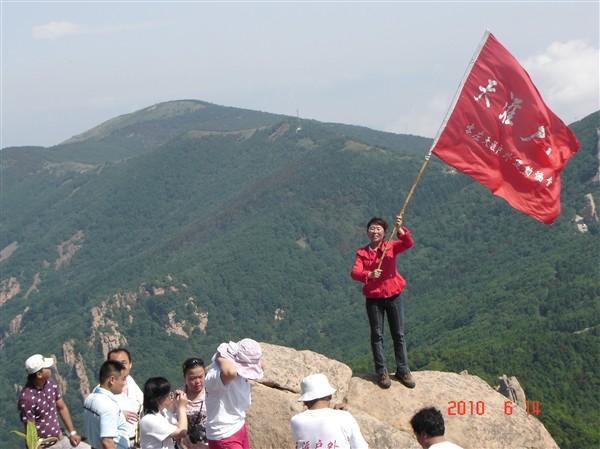 秦皇岛祖山风景区