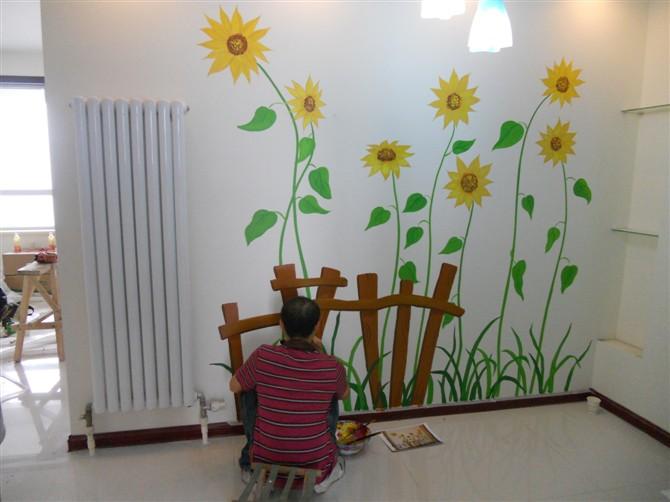 主题: 惠泽手绘墙画