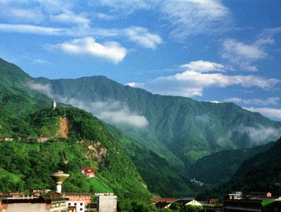 绵竹旅游景点图片 景点欣赏图片