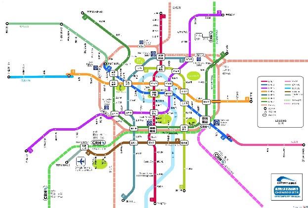 成都地铁规划图,2017成都地铁规划,最新成都地铁规划线路图