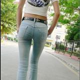 紧身裤性感美女论坛图片