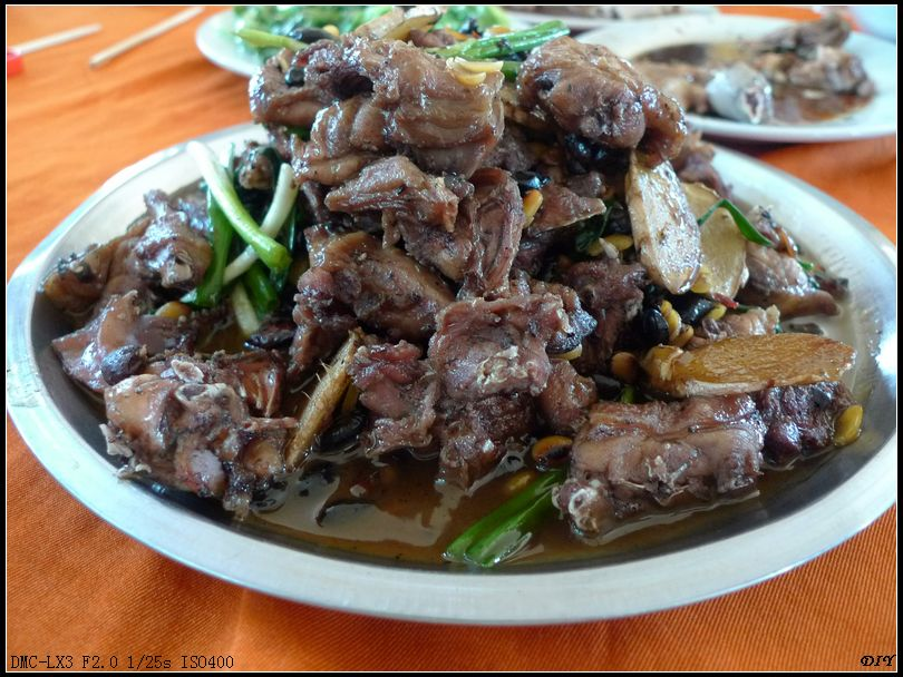 骑行新马单,吃当地特色菜论坛图片_鹤山论坛