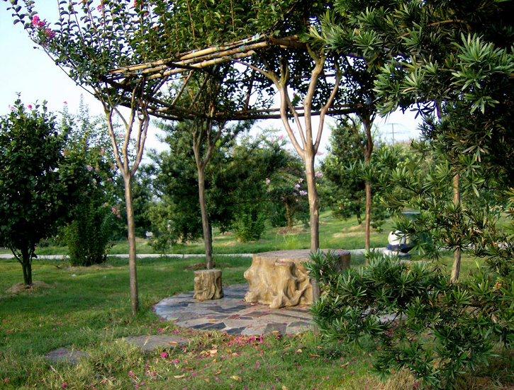 邵阳时代公园雕像