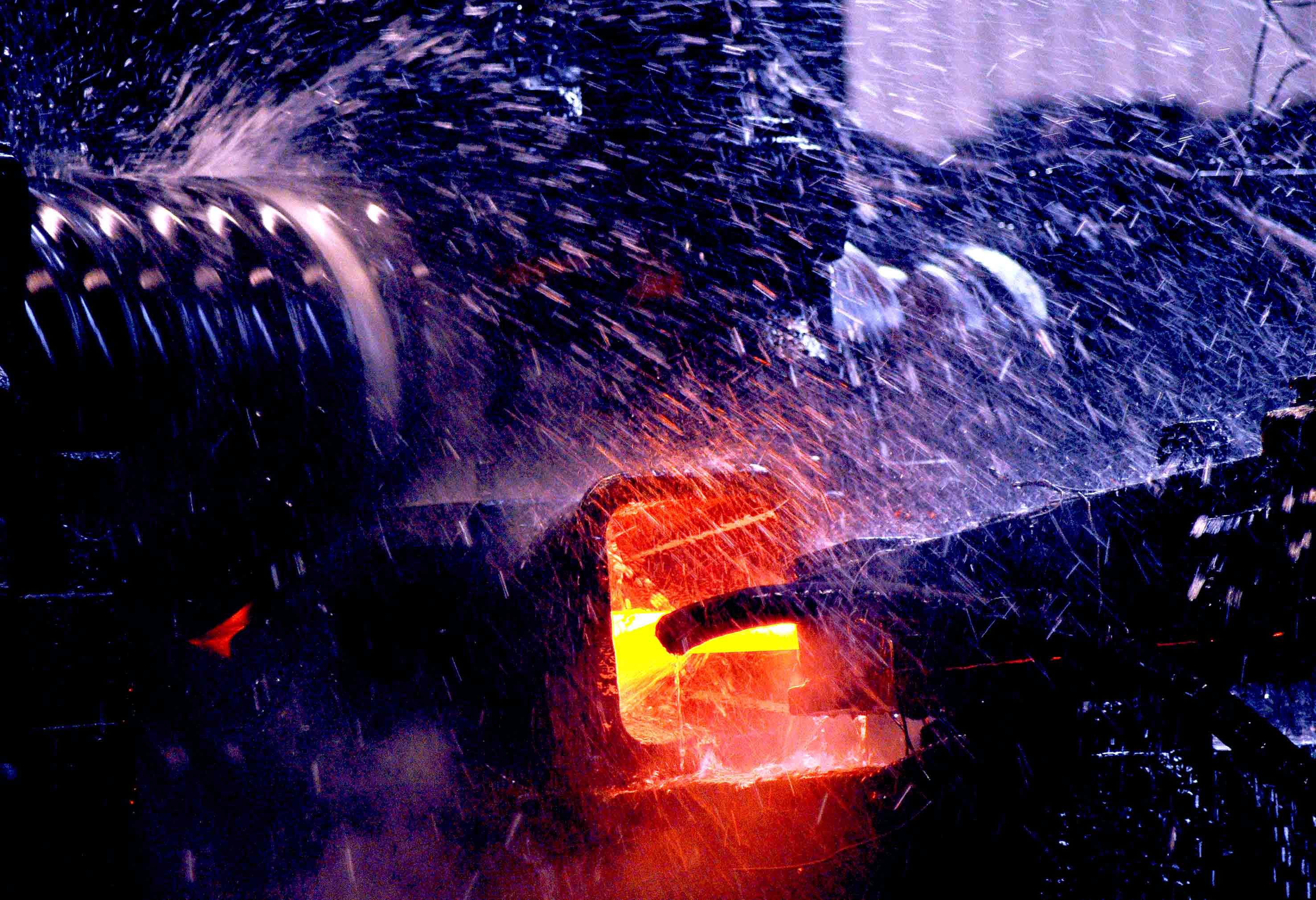 水火竞星头像背景素材