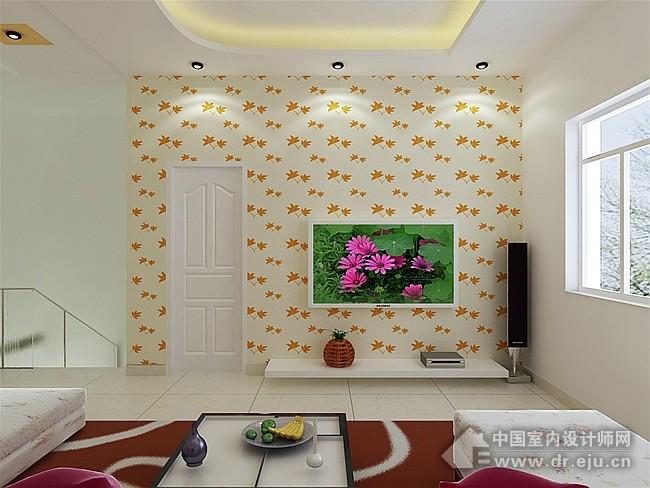 客厅影视墙壁纸效果图,中式客厅影视墙效果图,2014客厅影视