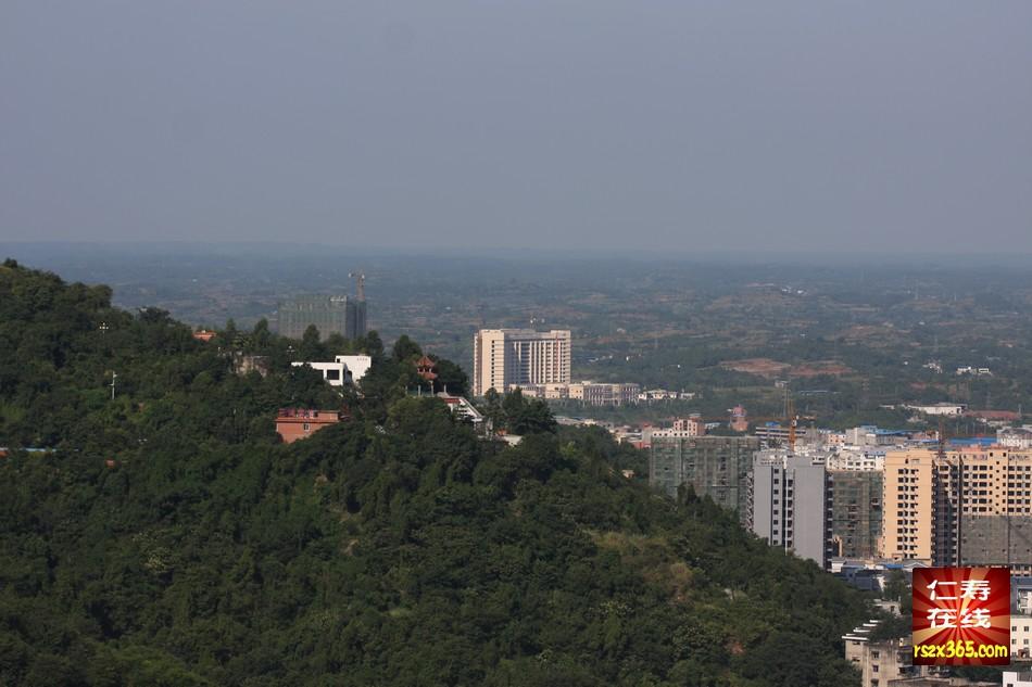 仁寿县城最新规划图 天府大道仁寿段规划图 仁寿道路规划